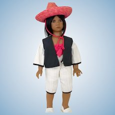 Annette Himstedt Pancho Doll