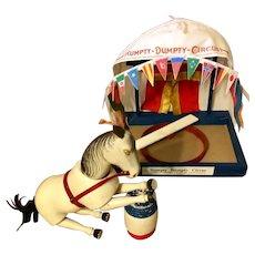 Schoenhut / Delavan White Horse