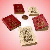 5 Tiny Little Bibles