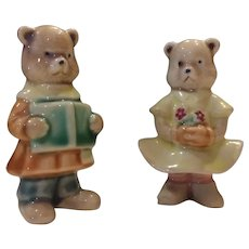 Teddy Bear Figurines