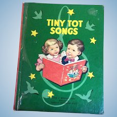Tiny Tot Songs by Paul Bierstedt