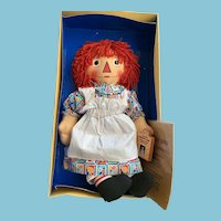 Applause Postage Stamp Raggedy Ann