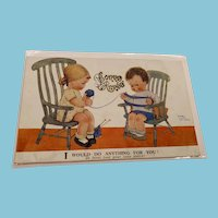 Mabel Atwell postcards