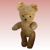 "Arthur Van Gelden Golden  1930s Dutch Holland 14"" Teddy Bear"