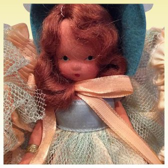 Bisque Story Book Doll - Marley