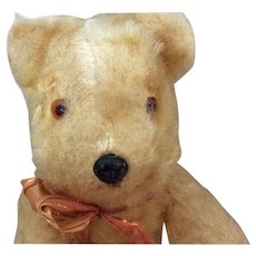Unmarked antique/vintage Mohair Bear