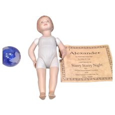 Alexander Doll made by American Artist Helen M Carr