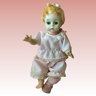 "8"" Little Genius Baby Doll by Madame Alexander"