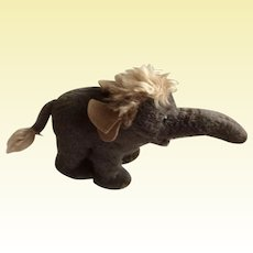 Steiff Hathi Baby Elephant made for the movie The Jungle Book