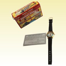 Schoenhut Collectors Club Box and watch RESERVED FOR MARIAN