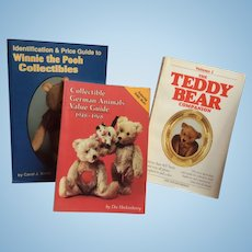 Three Teddy Bear Resource books, 2 by Dee Hockenberry