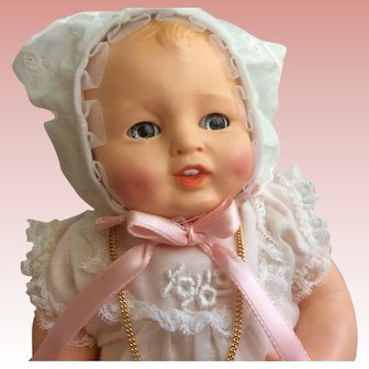Baby Doll Bubbles by Effanbee  Made in 1984, beautiful like new