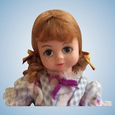 Cute little Madame Alexander Lemonade Doll