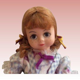 Cute little Madame Alexander Lemonade Doll