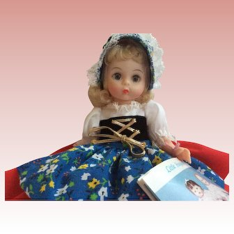 "Gretel by Madame Alexander 8"" Doll"