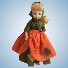 """Madame Alexander Poor Cinderella Doll 13"""""""