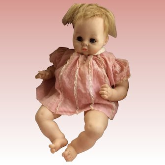 Loved Madame Alexander Pussy Cat 1965 Doll with original outfit