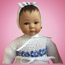 "Heidi Ott Little Ones Doll - baby Robbie- 8"""