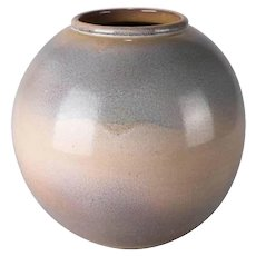 Mid-Century Modern Hand-Thrown Studio Pottery Desert Sands