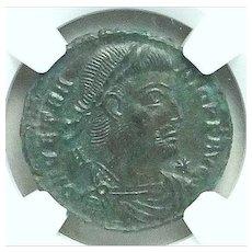 VETRANIO; Ancient Roman Emperor 350 AD