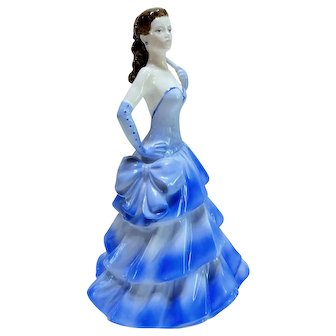 Coalport Figurine, Ladies of Fashion, Adele
