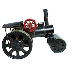 Vintage Tin Steam Roller