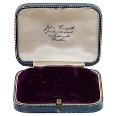 Antique Earring Box, John Forsyth