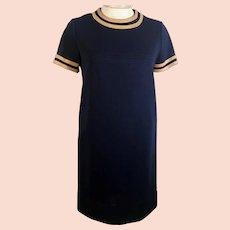 60's Dress Jonathan Logan Knit Dress
