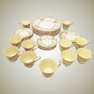 Royal Doulton Adrienne 36 pc Buffet China Set
