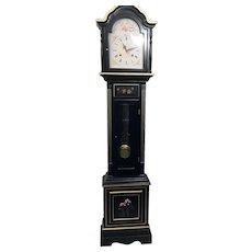 Elim Grandmother Key Wind Tall Clock