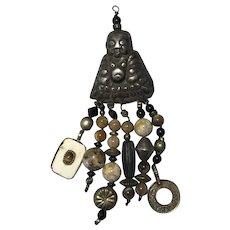 Vintage Asian pendant