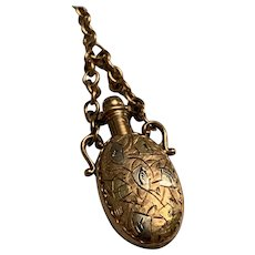 Victorian Gold Filled Pendant