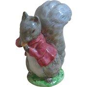 Beatrix Potter Timmy Tiptoes Figurine by Beswick