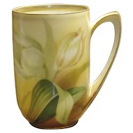 Chocolate Cup with White Tulips, RS Germany