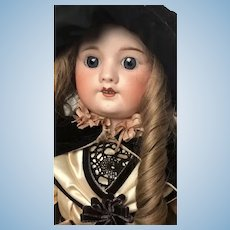 """SFBJ 60 Doll Antique,  Very  Beautiful  outfit -  23"""""""
