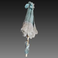 Antique Umbrella/Parasol , high 17  inches (43 cm);