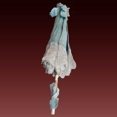 Antique Umbrella/Parasol , high 17  inches (43 cm);