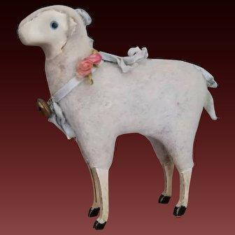 19th Century LARGE Sheep - Very Nice