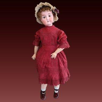"Big Italian Furga doll, early 1900, 32"", 80 cm"