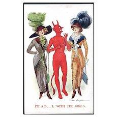 """Devil's Company""  (1920')"