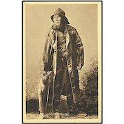"""Old Fisherman""  (1920')"