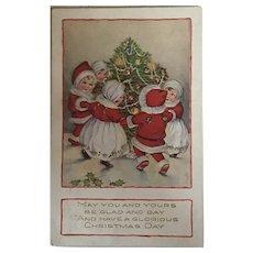"""Children of Santa""  (1906)"