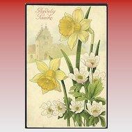 """Daffodils""  (1918)"
