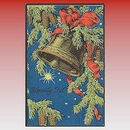 """Christmas Bell""  (1912)"
