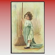 """Mama's Houskeeper""  (1907)"