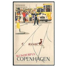 """Wonderful Copenhagen"" - Red Tag Sale Item"