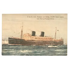 """RMS Viceroy of India""  (1920')"