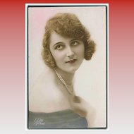 """""""French Glamour Lady   2""""  (1930')"""
