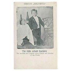 """The little Albert Rackley""  (1910')"