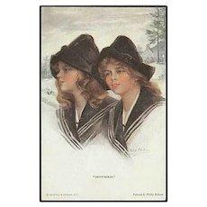 """""""Snowbirds""""  (1919)"""